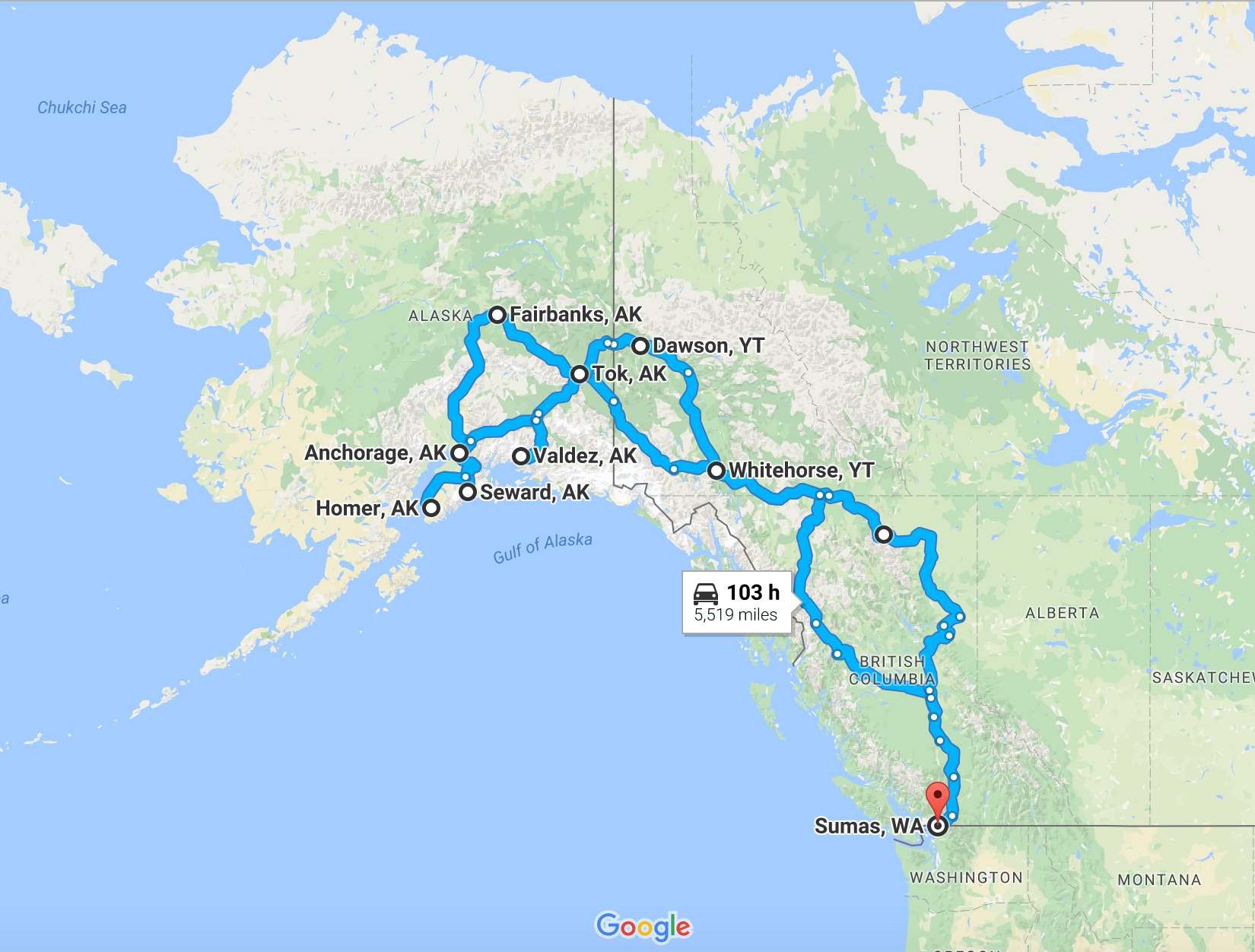 Home Renovation List Recapping Our Once In A Lifetime Rv Road Trip To Alaska